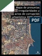 Casos corrupción urbanística