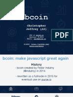 Bcoinslides(Final-Sept 28th SF Bitcoin Devs)
