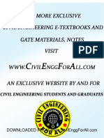 [MADE EASY] Structural Analysis - GATE IES GOVT EXAMS - Handwritten Classroom Notes - CivilEnggForAll