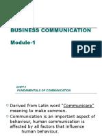 busn communication