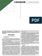 D.S. Nº 010-2005-PCM