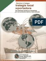 UN Estrategia Local Exportadora