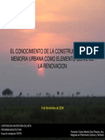 Libro Patrimonio Villavicencio