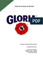 Control de Gestion Gloria