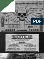 BFGXR - Adeptus Mechanicus