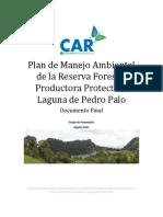 PMA RFPP Laguna de Pedro Palo 2013