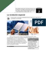 02-La revelación especial de DIos.docx