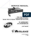 680-100-2023 91-4050-4100 Service Manual (rev B)