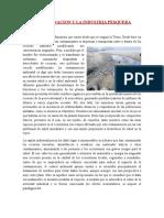 Contaminacion y La Industria Pesquera