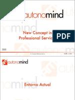 Presentacion Autonomind 2008
