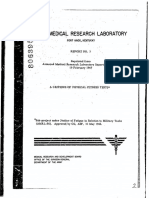 1947 a Critique of Physical Fitness Tests