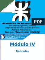 MLEMOD04 Derivadas UTN