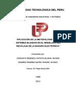 APLICACION DE LA METODOLOGIA DE LOS SISTEMAS BLANDOS AL MODELADO DEL RECICLAJE DE LA BASURA ELECTRONICA.docx