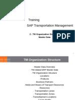 2 TM Master Data
