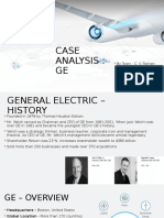 GE Strategic Management