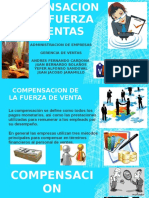 COMPENSACION DE LA FUERZA DE VENTAS.pptx