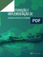 FUNASA - Estruturação e Implementação de Consórcios Públicos de Saneamento