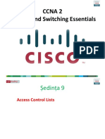 CCNA2-ACL
