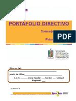 PORTAFOLIO DIRECTIVO CT 1a. Sesión 206-2017.doc