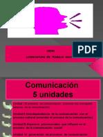 PRESENTACION Comunicacion Social