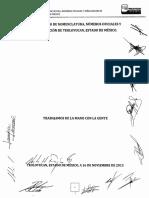 Reglamento de Números Oficiales y Señalización
