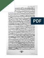 Chaconne Manuscript PDF