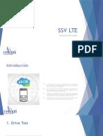Protocolo Pruebas SSV LTE