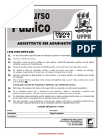 Assist Administracao - Tipo 1