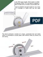 angular measurement-