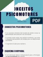 Conceitos psicomotores