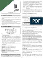 ManuManual-de-INSTRUÇÕES-TLJ29al de Instrucoes TLJ29 Rev.3