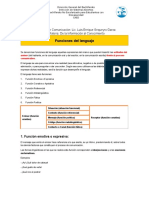 Funciones Del Lenguaje-De La Información Al Conocimiento