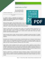 ¿Cómo Manejar La Ansiedad Frente a La PSU-