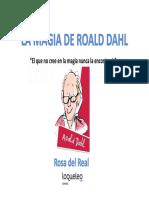 Roald Dahl Presentación