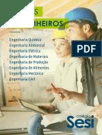Engenharia Química  - Engenharia Ambiental