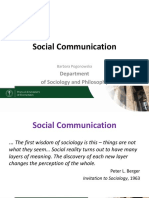 B. Pogonowska, Social Communication