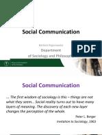 B. Pogonowska, Social Communication