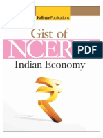 The Gist of NCERT - Indian Economy.pdf