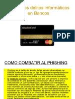 nuevos delitos Bancarios
