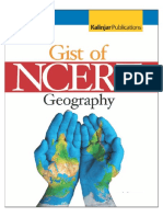 The Gist of NCERT - Geography.pdf