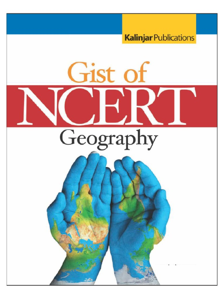 Gist Of Ncert Pdf