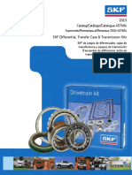 SKF Differential Catalog