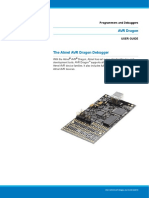 Atmel 42723 AVR Dragon UserGuide