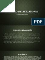 El Faro de Alejandria