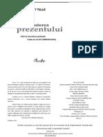120161261-Puterea-Prezentului.pdf