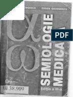 168178671 Semiologie Medicala Georgescu