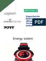 Capacitacion Motociclo -Marcas 2012