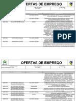 Serviços de Emprego Do Grande Porto- Ofertas Ativas a 29 09 16