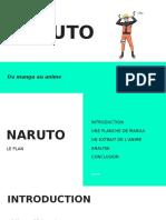 Analyse de Naruto