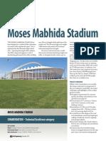 Moses madhida stadium